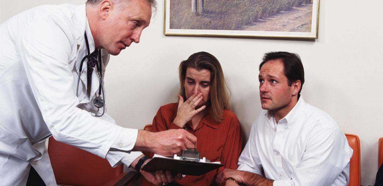 Вопросы предоставления родственникам информации о здоровье пациента