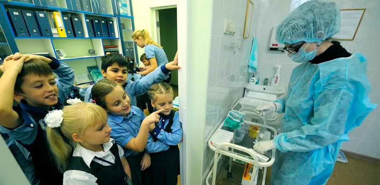 Оказание медицинской помощи школьникам. Часть 2: требования к отделению медпомощи для учащихся